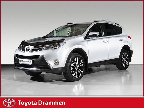 Toyota RAV4 2,0 D-4D 2WD Active  2014, 24200 km, kr 329000,-