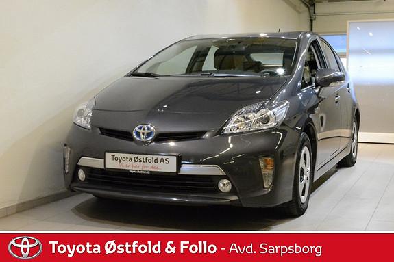 Toyota Prius 1,8 VVT-i Plug-in Hybrid Advance  2012, 44000 km, kr 218000,-