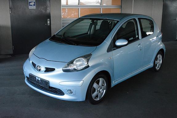 Toyota Aygo 5D 1,0 +  2005, 169000 km, kr 29500,-