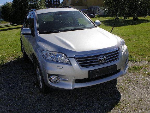 Toyota RAV4 2,2 D-4D Vanguard Executive  2010, 78200 km, kr 239000,-