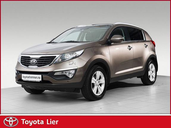 Kia Sportage 1,7 CRDi ISG Exclusive 2WD Mye bil, lang garanti igjen , mye utstyr  2013, 68255 km, kr 215000,-