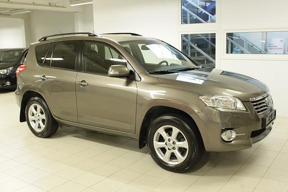 Toyota RAV4 2,2 D-4D Vanguard Executive  2010, 74000 km, kr 239000,-