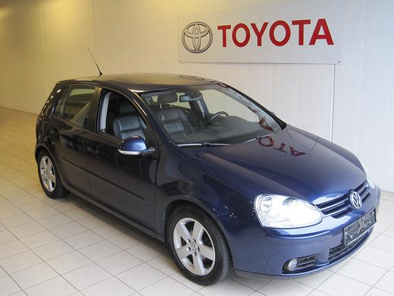 Volkswagen Golf 2,0 Sport TDI  2006, 160735 km, kr 84000,-