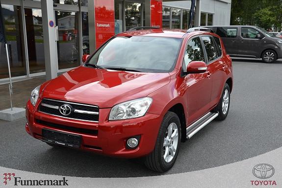 Toyota RAV4 2,2 D-4D Executive  2010, 52000 km, kr 249000,-