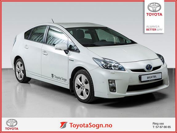 Toyota Prius 1,8 VVT-i Hybrid Executive LED  2010, 98900 km, kr 145000,-