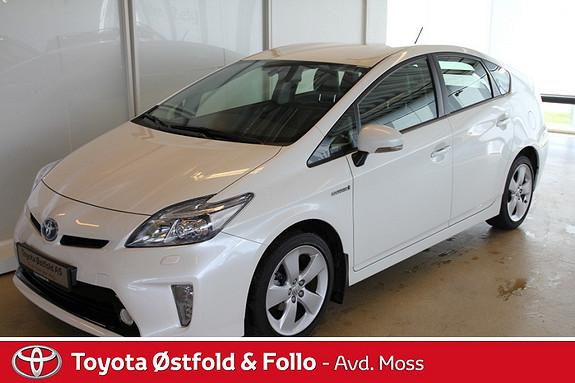 Toyota Prius 1,8 VVT-i Hybrid Executive  2013, 26771 km, kr 228000,-