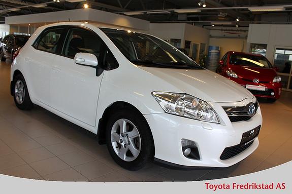 Toyota Auris 1,8 Hybrid Advance HSD Meget pen, 1 eier  2011, 72000 km, kr 159000,-