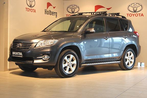Toyota RAV4 2,0 VVT-i Vanguard Exec.M-drive S Delskinn, Navi, Bluetooth, Ryggekamera, El.sete++  2011, 96100 km, kr 269000,-