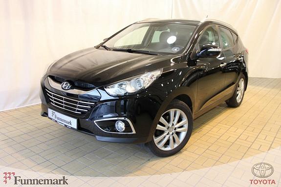 Hyundai ix35 2,0 CRDi SE 4WD  2013, 47290 km, kr 289000,-