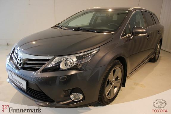 Toyota Avensis 2,0 D-4D 124hk Advance  2014, 35200 km, kr 279000,-