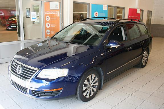 Volkswagen Passat 1.9 TDi Bluemotion LAV KM  2007, 77390 km, kr 109000,-