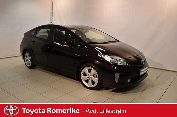 Toyota Prius 1,8 VVT-i Hybrid Executive  2013, 30878 km, kr 215000,-