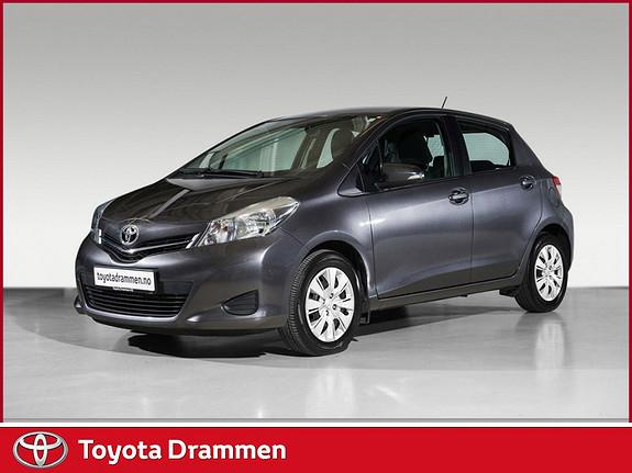 Toyota Yaris 1,33 Active  2013, 35700 km, kr 159000,-