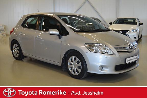 Toyota Auris 1,4 D-4D (DPF) Advance  2011, 48900 km, kr 149000,-