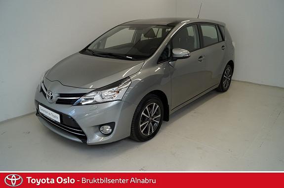 Toyota Verso 2,0 D-4D Active 7 seter , Glasstak, Navi, Hengerfeste,  2013, 44108 km, kr 234900,-