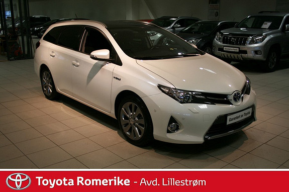 Toyota Auris Touring Sports 1,8 Hybrid Active  2014, 22903 km, kr 219000,-