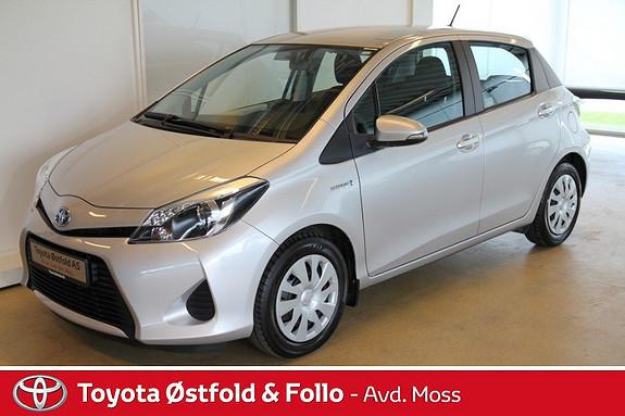 Toyota Yaris 1,5 Hybrid Active e-CVT  2014, 30200 km, kr 189000,-