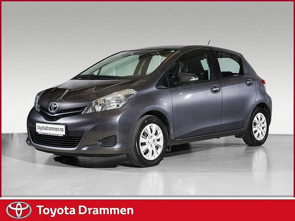 Toyota Yaris 1,33 Active  2013, 37900 km, kr 159000,-