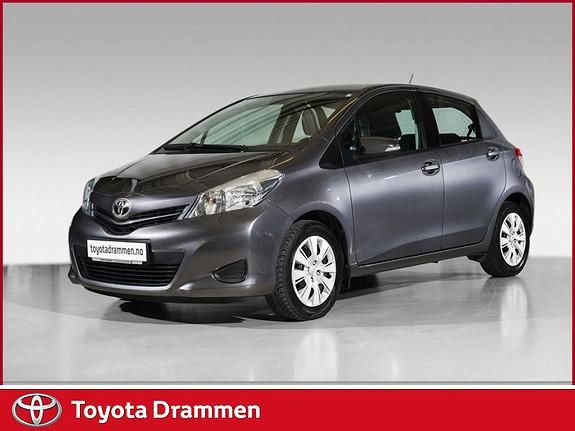 Toyota Yaris 1,33 Active  2013, 52300 km, kr 155000,-