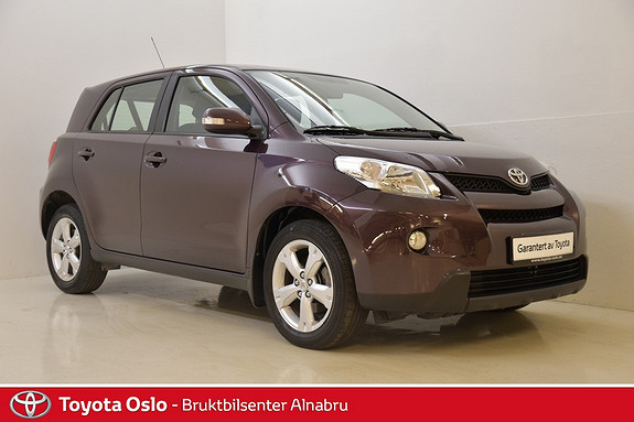 Toyota Urban Cruiser 1,4 D-4D Dynamic AWD Bluetooth,  2009, 95032 km, kr 119900,-
