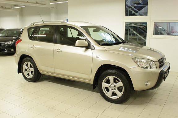 Toyota RAV4 2,2 D-4D 136hk DPF Sport  2007, 179000 km, kr 149000,-