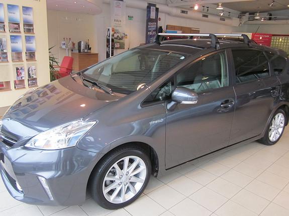 Toyota Prius + Seven Executive 1 eigar  2014, 35000 km, kr 299000,-