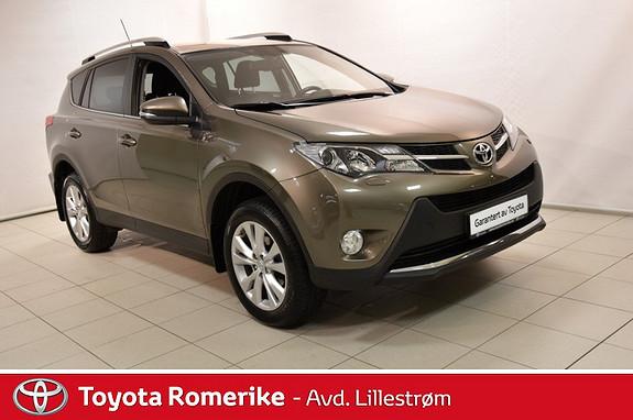Toyota RAV4 2,0 4WD Multidrive S Active  2013, 44902 km, kr 355000,-