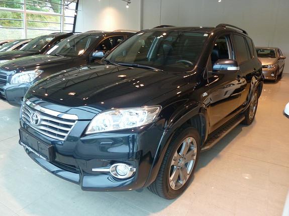 Toyota RAV4 2,2 D-CAT AT Vanguard Premium  2010, 117316 km, kr 279000,-