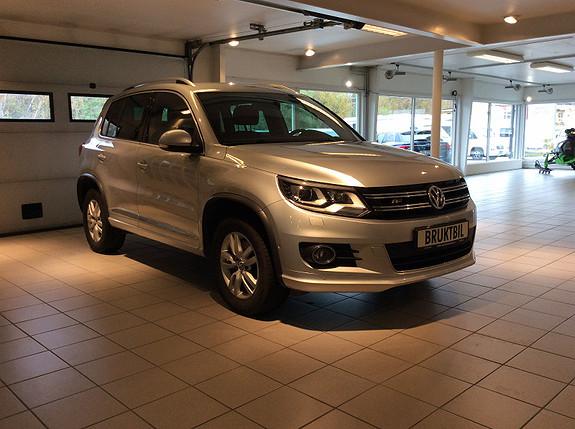 Volkswagen Tiguan 2.0 TDI 4M Exlusive R DSG  2014, 24643 km, kr 444000,-