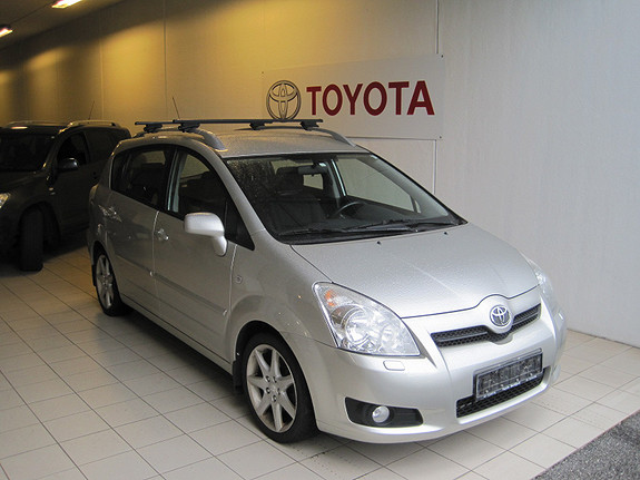 Toyota Corolla Verso 2,2 D4D sport  2007, 156930 km, kr 88588,-