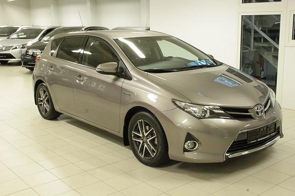 Toyota Auris 1,8 Hybrid E-CVT Active+  2015, 26000 km, kr 259000,-