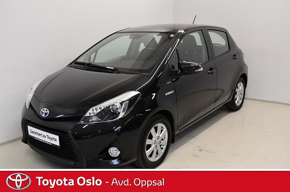 Toyota Yaris 1,5 Hybrid Active  2013, 28448 km, kr 169900,-