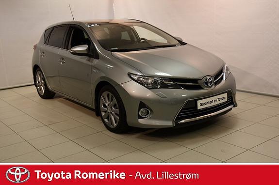 Toyota Auris 1,8 Hybrid Executive HSD  2013, 39619 km, kr 229000,-