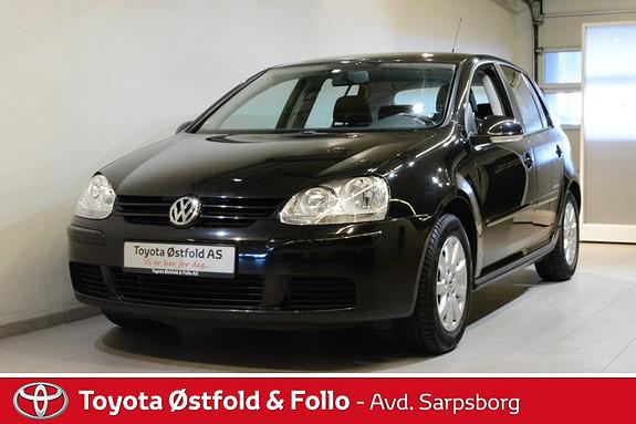 Volkswagen Golf 1,4 80hk Comfortline  2008, 110000 km, kr 88000,-