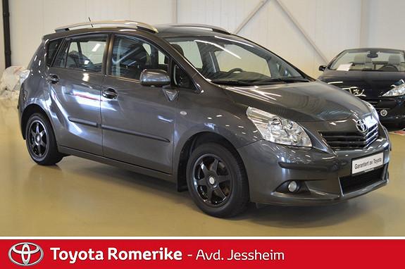 Toyota Verso 1,6 Advance 7 seter  2009, 93900 km, kr 149000,-
