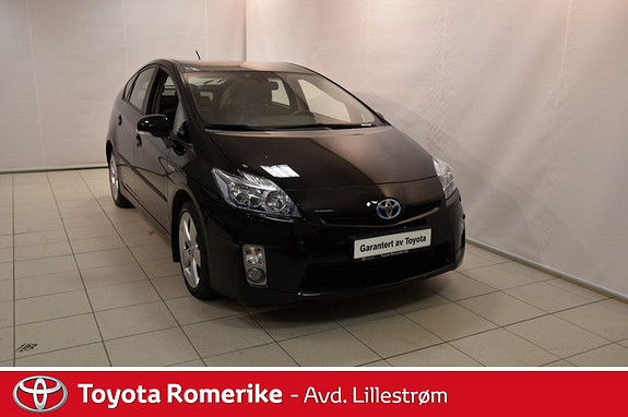 Toyota Prius 1,8 VVT-i Hybrid Executive  2011, 58163 km, kr 185000,-