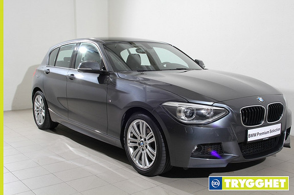 BMW 1-serie 116d aut 2.0D/Automat/M-Sport/NaviProff/BSI ++