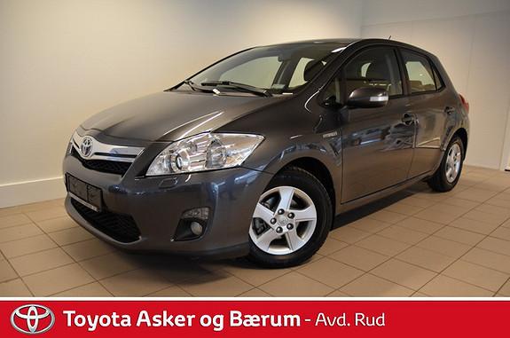 Toyota Auris 1,8 Hybrid Advance HSD  2012, 13295 km, kr 185000,-