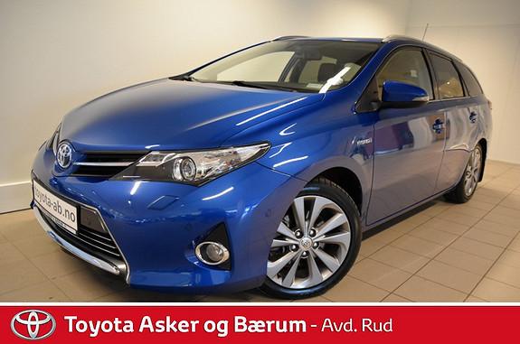 Toyota Auris Touring Sports 1,8 Hybrid Executive  2013, 75017 km, kr 219000,-