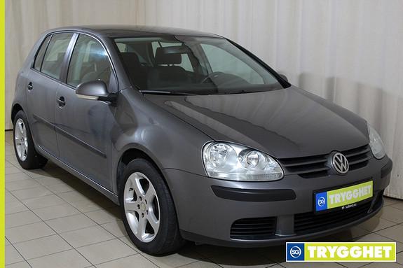 Volkswagen Golf 1,9 TDI 100hk Comfortline