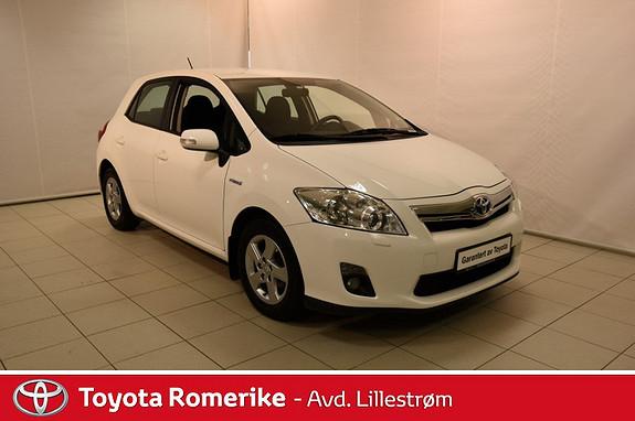 Toyota Auris 1,8 Hybrid Advance HSD  2010, 103970 km, kr 145000,-