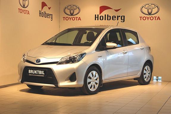 Toyota Yaris 1,5 Hybrid Active e-CVT Navigasjon, Bluetooth, Ryggekamera, Multiratt ++  2013, 41900 km, kr 169000,-