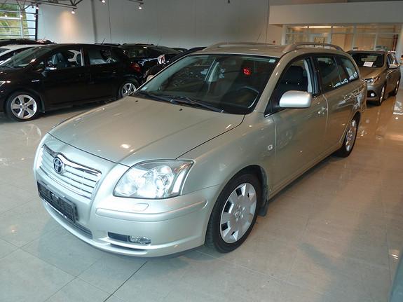 Toyota Avensis 1,8 Sol  2006, 153754 km, kr 104000,-