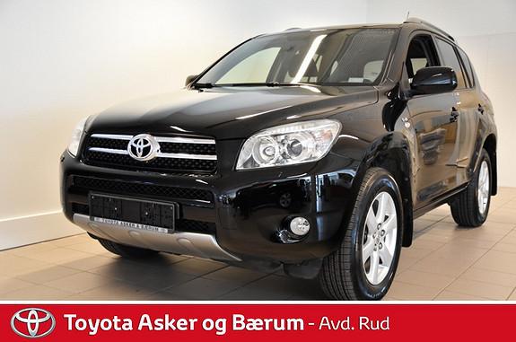 Toyota RAV4 2,2 D-4D 136hk DPF  2008, 64200 km, kr 169000,-