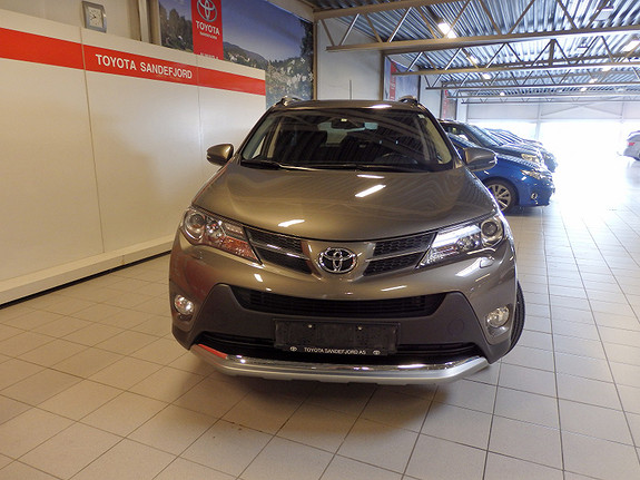Toyota RAV4 2.0VVT-i ACTIVE  2013, 83000 km, kr 335000,-