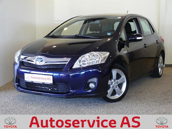 Toyota Auris 1,8 Hybrid Executive HSD  2010, 70000 km, kr 189000,-