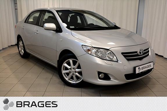 Toyota Corolla 1,6 Sol 1-Eier! Lav KM! Navi, Cruise, Pdc, Nye Sommerdekk, Bluetooth, Klima ++  2007, 103700 km, kr 109000,-