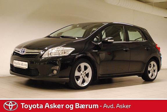 Toyota Auris 1,8 Hybrid E-CVT Executive RENTEKAMPANJE 2,95%  2010, 89000 km, kr 145000,-