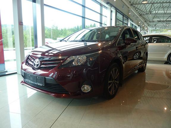 Toyota Avensis 2,0 D-4D 124hk Advance in Business  2012, 47989 km, kr 214000,-