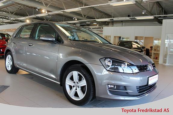 Volkswagen Golf 1,2 TSI 105hk Highline DSG 1 eier, 7 trinns DSG, Mobilitetsgaranti til 10.06.18  2014, 54200 km, kr 199000,-